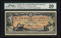 Canadian Currency: , Toronto, ON- The Canadian Bank of Commerce $10 Jan. 2, 1917 Ch. #75-16-04-12a . ...