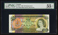 Canadian Currency: , BC-50aA $20 1969 Replacement Note. ...