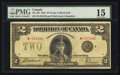 Canadian Currency: , DC-26f $2 1923. ...