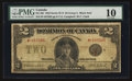 Canadian Currency: , DC-26l $2 1923. ...