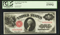 Large Size:Legal Tender Notes, Fr. 36* $1 1917 Legal Tender PCGS Superb Gem New 67PPQ.. ...
