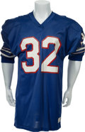 Football Collectibles:Uniforms, Early 1970's O.J. Simpson Game Worn Buffalo Bills Jersey....