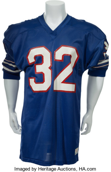 new concept 5a892 9c578 Early 1970's O.J. Simpson Game Worn Buffalo Bills Jersey ...