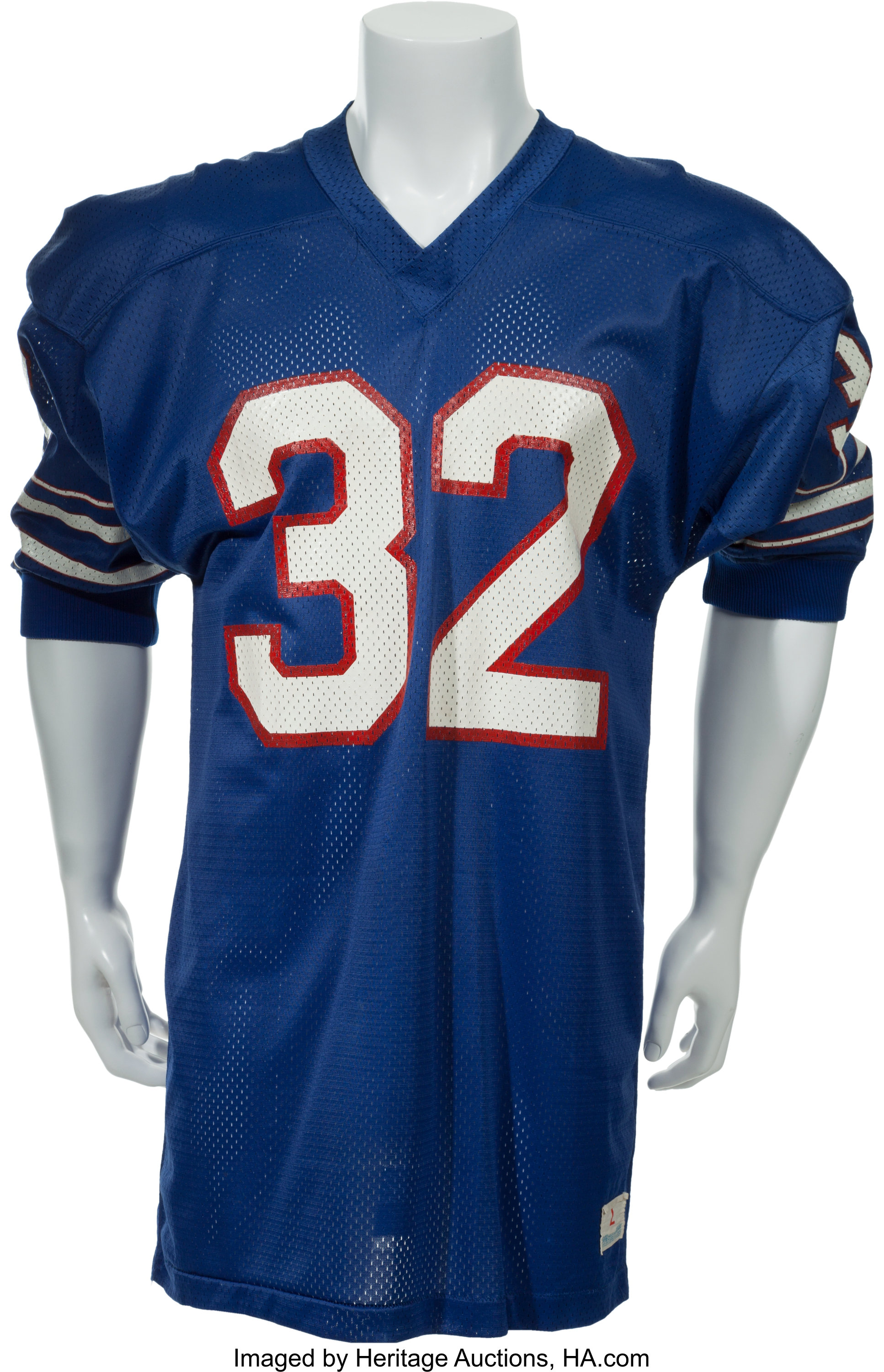 new concept 5b93b 48ef2 Early 1970's O.J. Simpson Game Worn Buffalo Bills Jersey ...