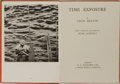 Books:Photography, [Photography] Cecil Beaton. Time Exposure. B. T. Batsford, 1941. First edition. Illustrated. Publisher's cloth. ...