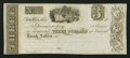 Obsoletes By State:Ohio, Elyria, OH- Unknown Issuer (Heman Ely) $3 Remainder Wolka 0790-03....