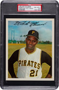 Baseball Cards:Singles (1960-1969), 1967 Dexter Press Premiums All Star Roberto Clemente PSA NM-MT+8.5....