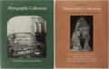 Books:Photography, [Photography]. Diana Vogt O'Connor. Guide to Photographic Collections at the Smithsonian Institution. Vol. I & II....