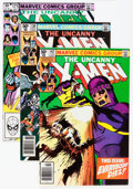 Modern Age (1980-Present):Superhero, X-Men Group (Marvel, 1980-89) Condition: Average VF.... (Total: 32Comic Books)
