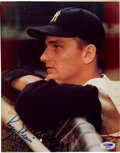 Autographs:Photos, 1980's Roger Maris Signed Photograph. ...
