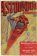 Pulps:Science Fiction, Astounding Stories Pulp Bound Volumes Group (Street & Smith,1930-50). An incredible run of this influential science-fiction...(Total: 38 Items)