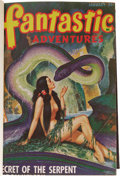 Pulps:Science Fiction, Fantastic Adventures (Pulp) Bound Volumes Group (Ziff-Davis,1939-50). This group of eight bound volumes contain a run of ...(Total: 16 Items)