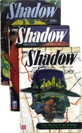 Pulps:Detective, Shadow (Pulp) Group (Street & Smith, 1943) Condition: Average GD/VG. Here is a complete run of Shadow pulps dating from ... (Total: 13 Items)