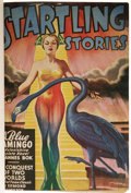 Pulps:Science Fiction, Startling Stories (Pulp) Bound Volumes Group (Standard, 1939-50).This group of 11 bound volumes begins with the first issue...(Total: 11 Items)