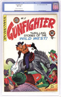 Golden Age (1938-1955):Western, Gunfighter #5 (EC, 1948) CGC VF+ 8.5 Cream to off-white pages. This is the nicest copy we've ever offered of the first issue...