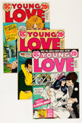 Bronze Age (1970-1979):Romance, Young Love Group - Savannah pedigree (DC, 1972-77) Condition:Average NM-.... (Total: 12 Comic Books)