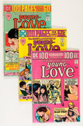 Bronze Age (1970-1979):Romance, Young Love Group - Savannah pedigree (DC, 1974-75).... (Total: 5Comic Books)