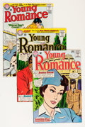 Bronze Age (1970-1979):Romance, Young Romance Group - Savannah pedigree (DC, 1964-68).... (Total: 9Comic Books)