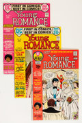 Bronze Age (1970-1979):Romance, Young Romance Group - Savannah pedigree (DC, 1971-75) Condition:Average NM-.... (Total: 17 Comic Books)