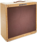 Musical Instruments:Amplifiers, PA, & Effects, 1958 Fender Bassman Tweed Guitar Amplifier, Serial # BM02715....