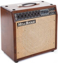 Musical Instruments:Amplifiers, PA, & Effects, 1994 Mesa Boogie 50 Caliber Natural Guitar Amplifier, Serial #SS3366....