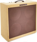Musical Instruments:Amplifiers, PA, & Effects, 1990 Fender Bassman Tweed Guitar Amplifier, Serial # AA01735....