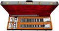 Musical Instruments:Lap Steel Guitars, Circa 1957 Rickenbacker DW 8/10 Maple Console Steel Guitar, Serial# D 81173....
