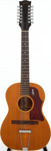 Musical Instruments:Acoustic Guitars, 1970 Gibson B-25-12N Natural 12-String Acoustic Guitar, Serial #906607....