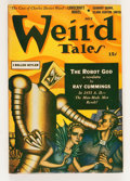 Pulps:Horror, Weird Tales - July '41 (Popular Fiction, 1941) Condition: AverageFN-....