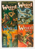 Pulps:Horror, Weird Tales Group (Popular Fiction, 1941-49) Condition: AverageVG+.... (Total: 15 Comic Books)