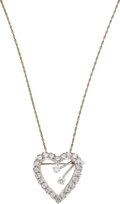 Jewelry, DIAMOND, WHITE GOLD NECKLACE. ...