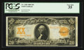 Large Size:Gold Certificates, Fr. 1186 $20 1906 Gold Certificate PCGS Very Fine 35.. ...