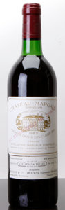 Red Bordeaux, Chateau Margaux 1982 . Margaux. bn. Bottle (1). ... (Total:1 Btl. )