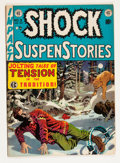 Golden Age (1938-1955):Horror, Shock SuspenStories #3 (EC, 1952) Condition: FN/VF....