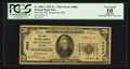 National Bank Notes:Missouri, Brunswick, MO - $20 1929 Ty. 1 The First NB Ch. # 4083. ...