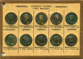 Ancients:Ancient Lots  , Ancients: ROMAN EMPIRE. Ca. AD 222-253. Lot of ten (10) Æsestertii. ... (Total: 10 coins)
