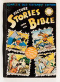 Golden Age (1938-1955):Religious, Picture Stories from the Bible Complete Old Testament (EC, 1943)Condition: FN+....