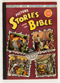 Golden Age (1938-1955):Religious, Picture Stories from the Bible Complete New Testament (50¢ Edition)(EC, 1946) Condition: FN/VF....