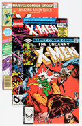 Modern Age (1980-Present):Superhero, X-Men Group (Marvel, 1982-93) Condition: Average NM.... (Total: 38Comic Books)