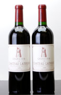 Red Bordeaux, Chateau Latour 2000 . Pauillac. 1lnl. Bottle (2). ...(Total: 2 Btls. )