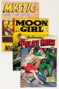 Golden Age (1938-1955):Miscellaneous, EC and other Golden Age Foreign Editions Group (1950s).... (Total: 14 Comic Books)