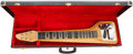 Musical Instruments:Lap Steel Guitars, 1961 Epiphone Skylark Korina Lap Steel Guitar, Serial # 27240. ...