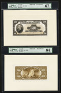 "World Paper Money: , BC-18FP/BP $500 1935 ""French"" Face and Back Proofs. ..."
