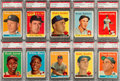 Baseball Cards:Sets, 1958 Topps Baseball Complete Set (494). ...