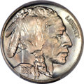 Buffalo Nickels, 1920 5C MS67 PCGS. CAC....