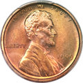 Proof Lincoln Cents, 1909 1C Lincoln Cent PR66 Red PCGS. CAC....