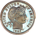Proof Barber Dimes, 1893 10C Barber Dime PR67 PCGS. CAC....