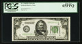 Small Size:Federal Reserve Notes, Fr. 2100-H $50 1928 Federal Reserve Note. PCGS Gem New 65PPQ.. ...