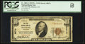 National Bank Notes:Colorado, Mancos, CO - $10 1929 Ty. 1 The First NB Ch. # 9674. ...