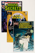 Silver Age (1956-1969):Mystery, House of Secrets Group (DC, 1970-73) Condition: Average FN/VF....(Total: 7 Comic Books)